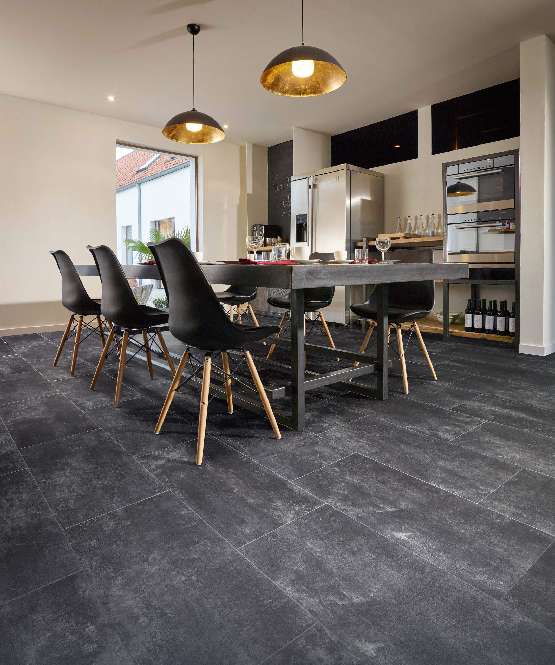 jetstone stone effect luxury vinyl flooring moduleo