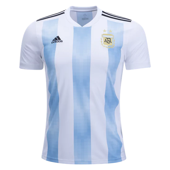 a32c225c968d2 2018 Argentina World Cup Authentic Jersey