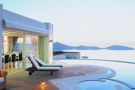 Elounda Gulf Villas & Suites - Crete, Greece, Europe - Luxury Hotel Vacation from Classic Vacations