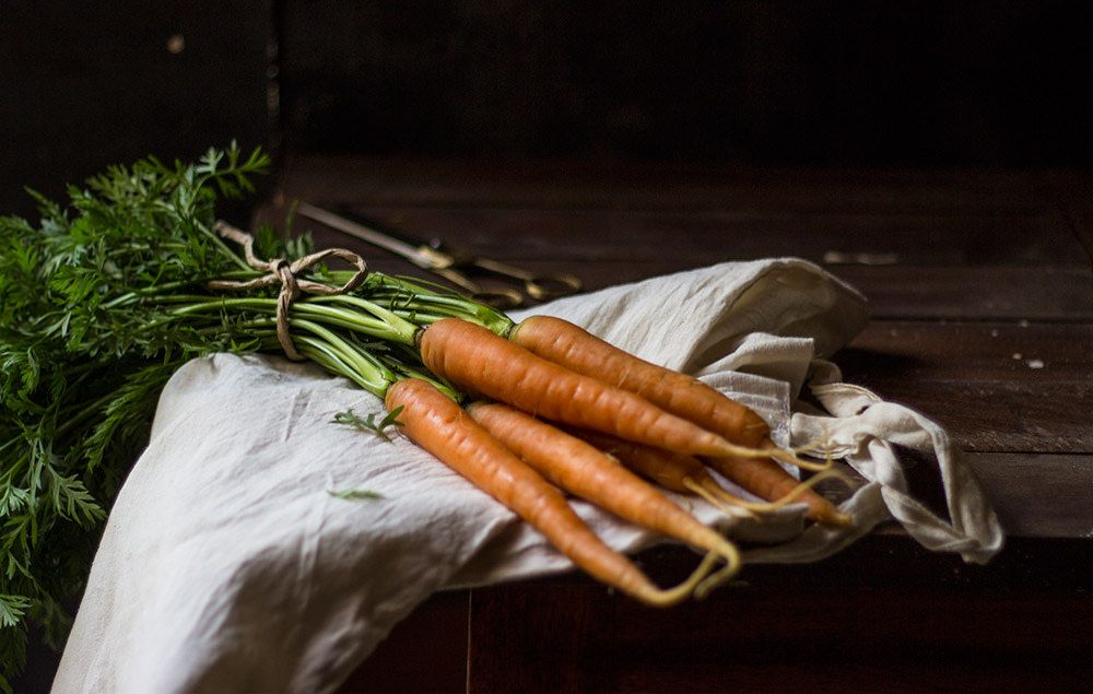 Baby Carrots... #foodphotography #photography #stilllife #foodstyling #vegetable #carrot