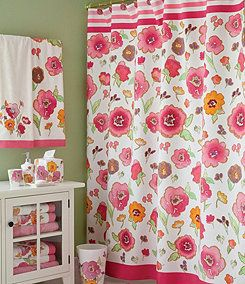 Shower curtains rings bath bathroom accessories bathroom pinterest for Dillards bathroom accessories sets