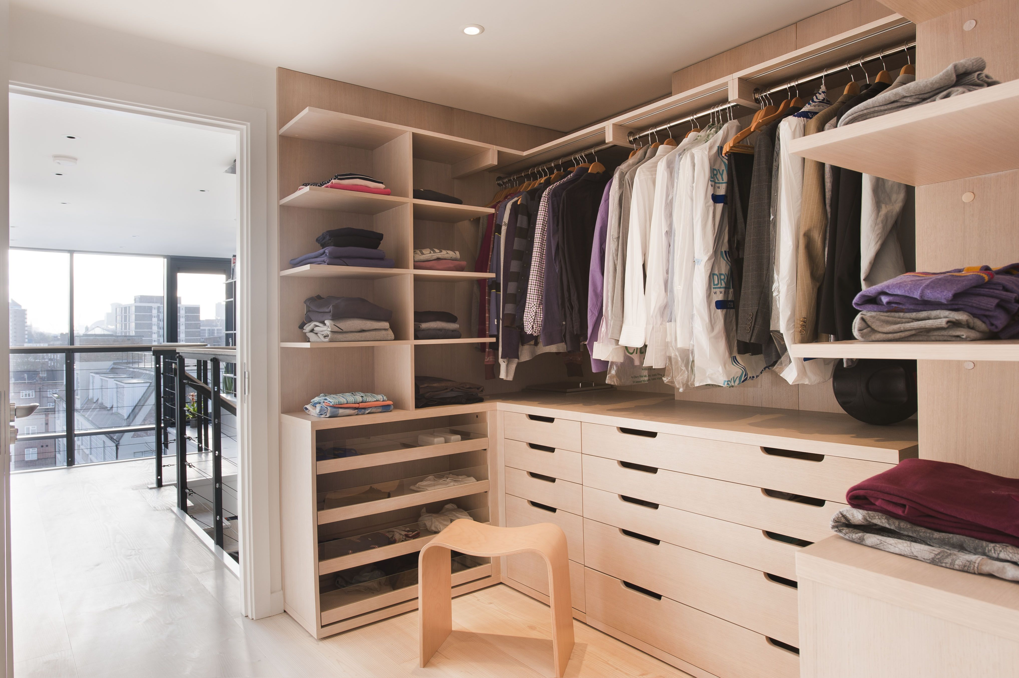 His and hers walk in closet ideas google search