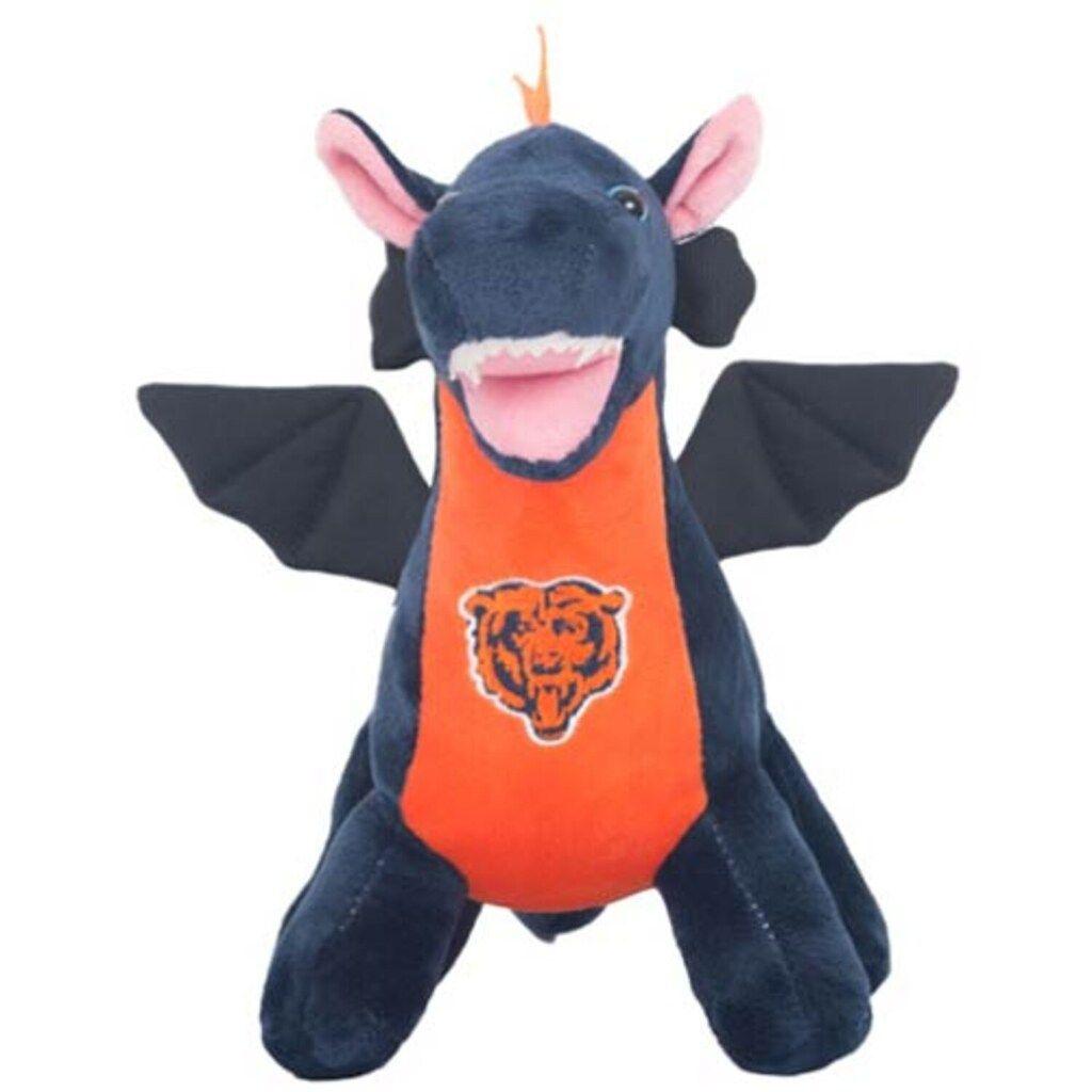 Chicago Bears Plush Dragon
