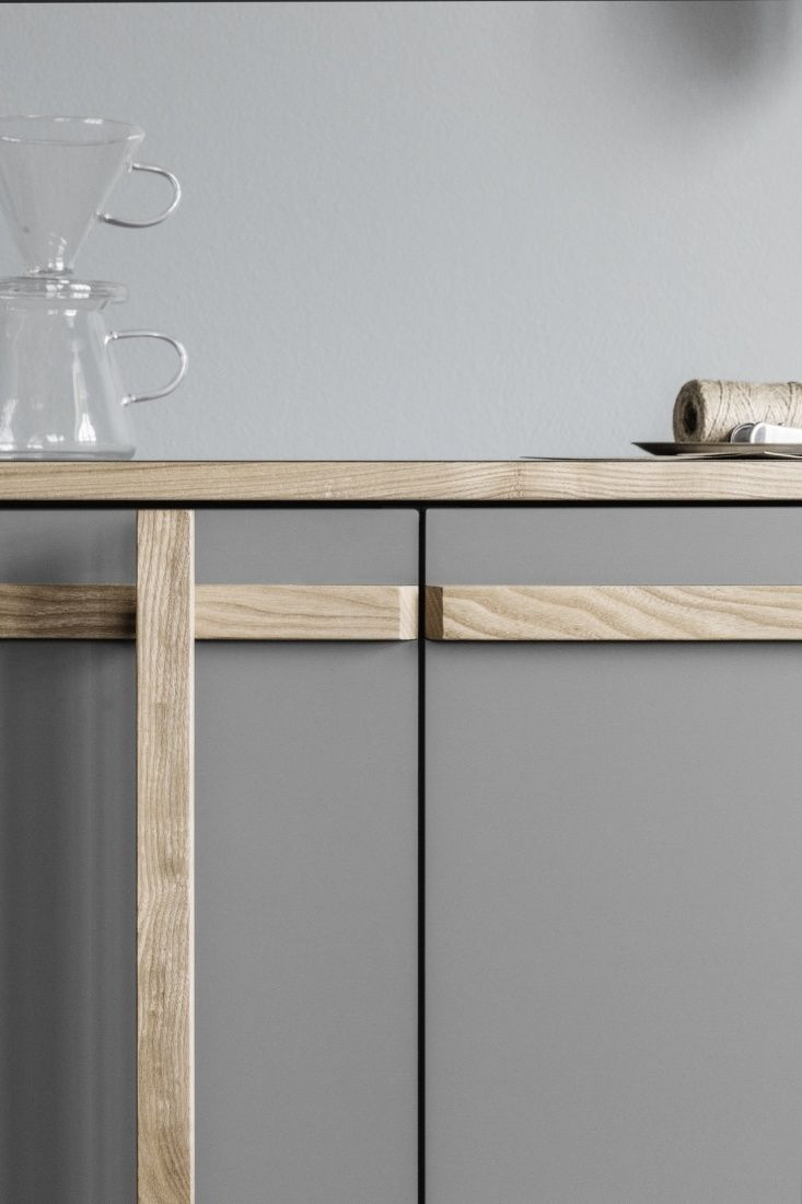 Stylish Cabinet Fronts For Ikea Kitchens From Reform Of Denmark Wooden Kitchen Furniture Minimalist Kitchen Design Wooden Kitchen Cabinets