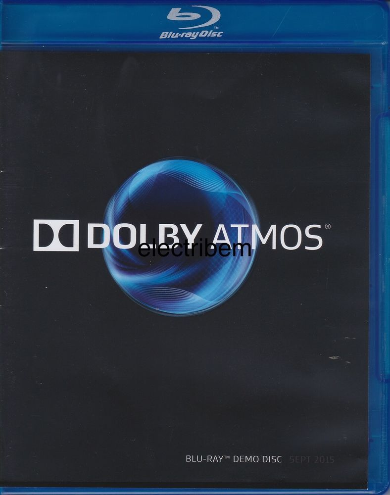 DOLBY ATMOS DEMO DISC 2015 | Experience The Sound Of Dolby Atmos