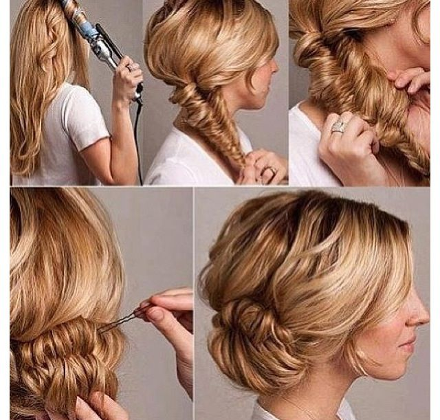 Cute Low Side Bun Ideas For Wedding Hair Janie S Day Pinterest