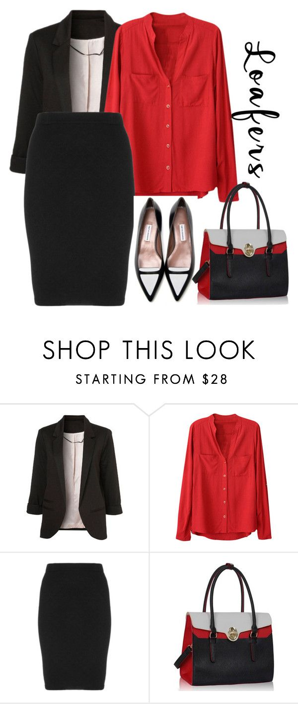 """""""Slay all day"""" by ashantay87 ❤ liked on Polyvore featuring Manon Baptiste"""