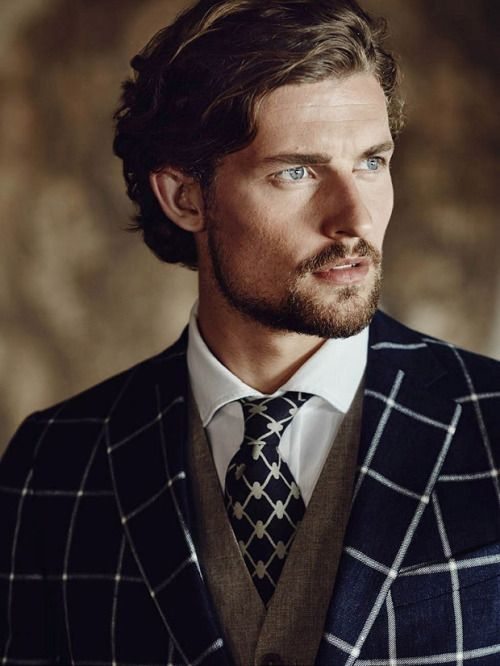 Wouter Peelen for Scapa Spring-Summer 2016 by photographer Luc Praet