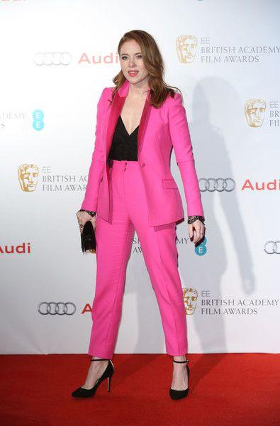 Angela Scanlon Photos Photos: EE British Academy Awards Nominees Party - Arrivals #academyaward