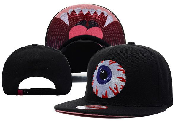 27f9d1776b0 Mishka Keep Watch Snapback Black  7.80. Mishka Keep Watch Snapback Black   7.80 New Era Hats ...