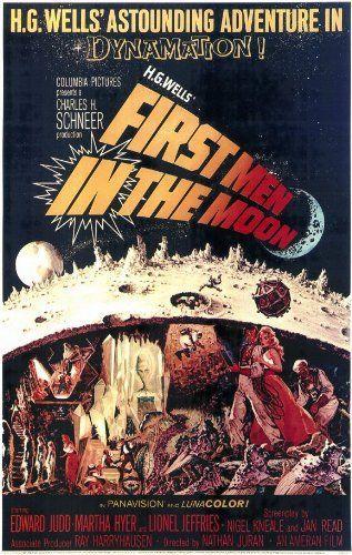 Ensimmäiset miehet kuussa (1964)