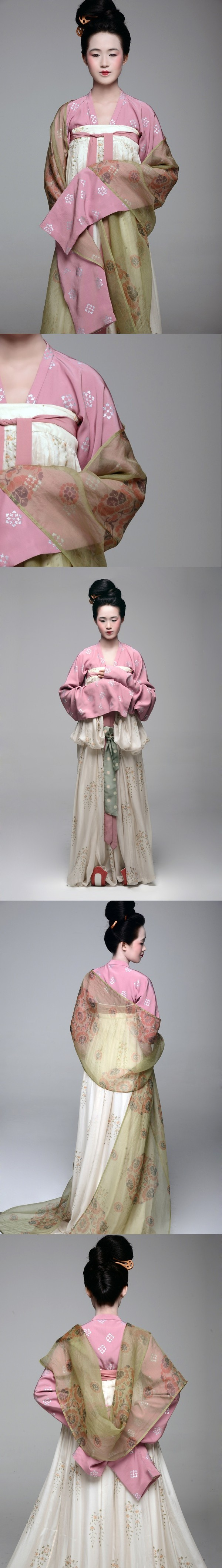 Chinese Hanfu - very Tang! | ETWGP: 8th Century Tang Dynasty China ...