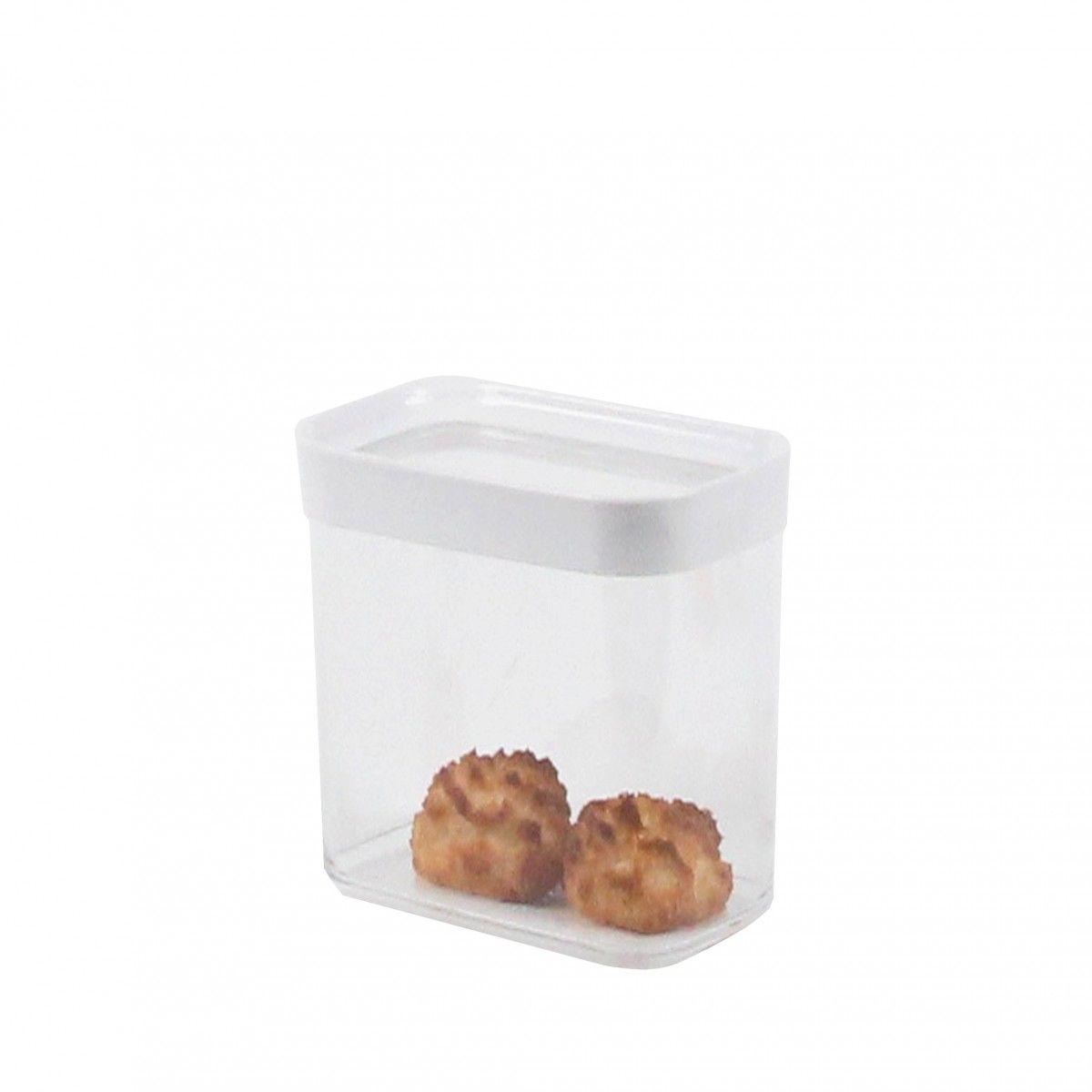 Bo Te De Rangement Alimentaire Herm Tique En Plastique 1 Litre