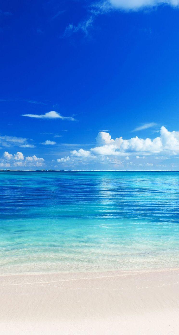 Hd Sea Beach Wallpaper