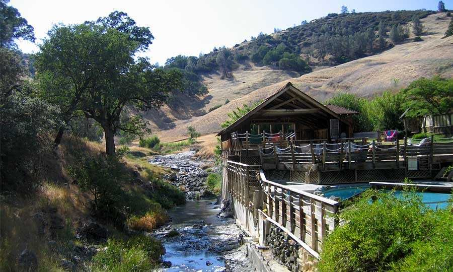 Wilbur Hot Springs Northern California Hot Springs Hotel