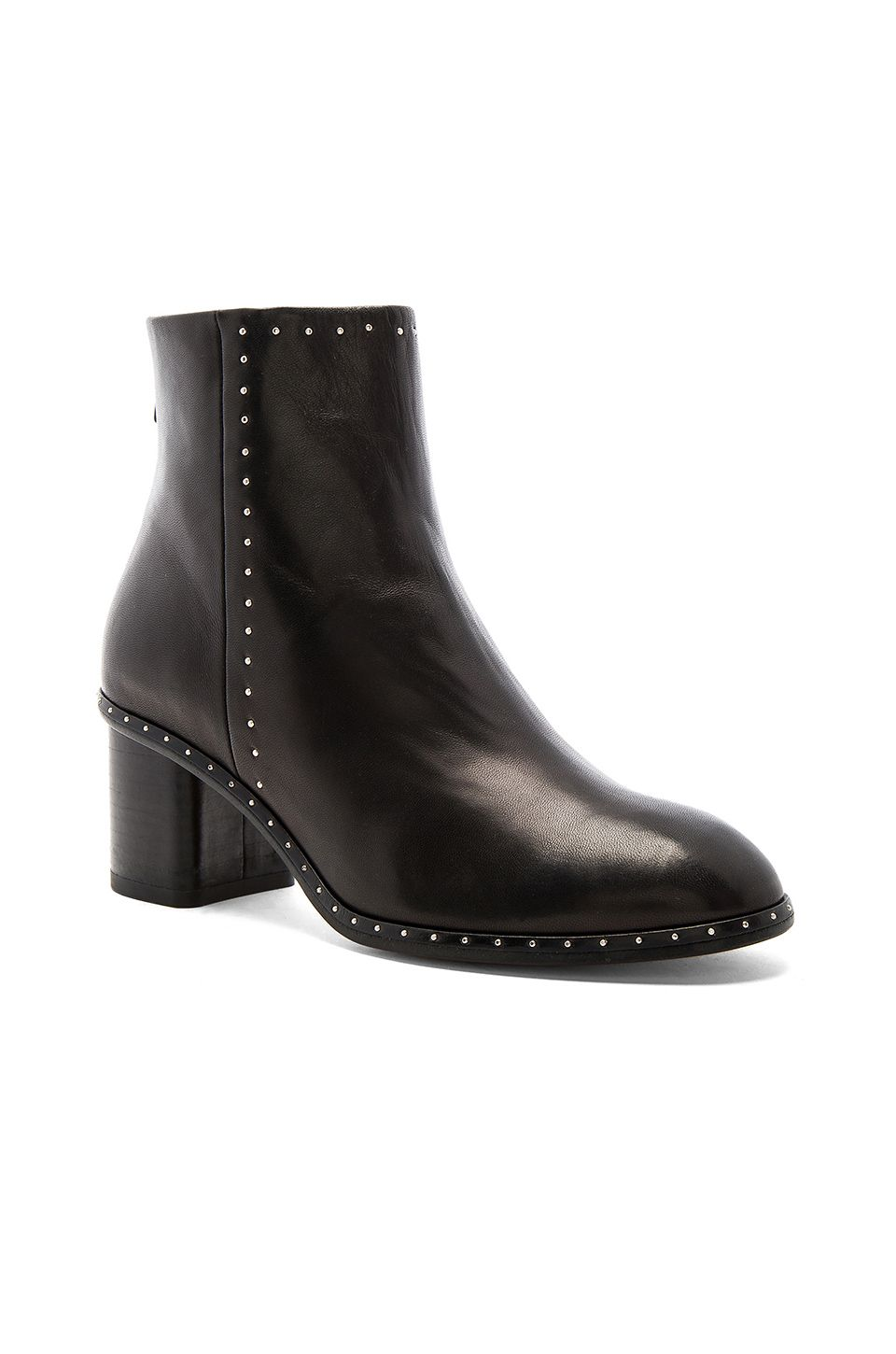 Rag  Bone Willow Stud Boot in Black