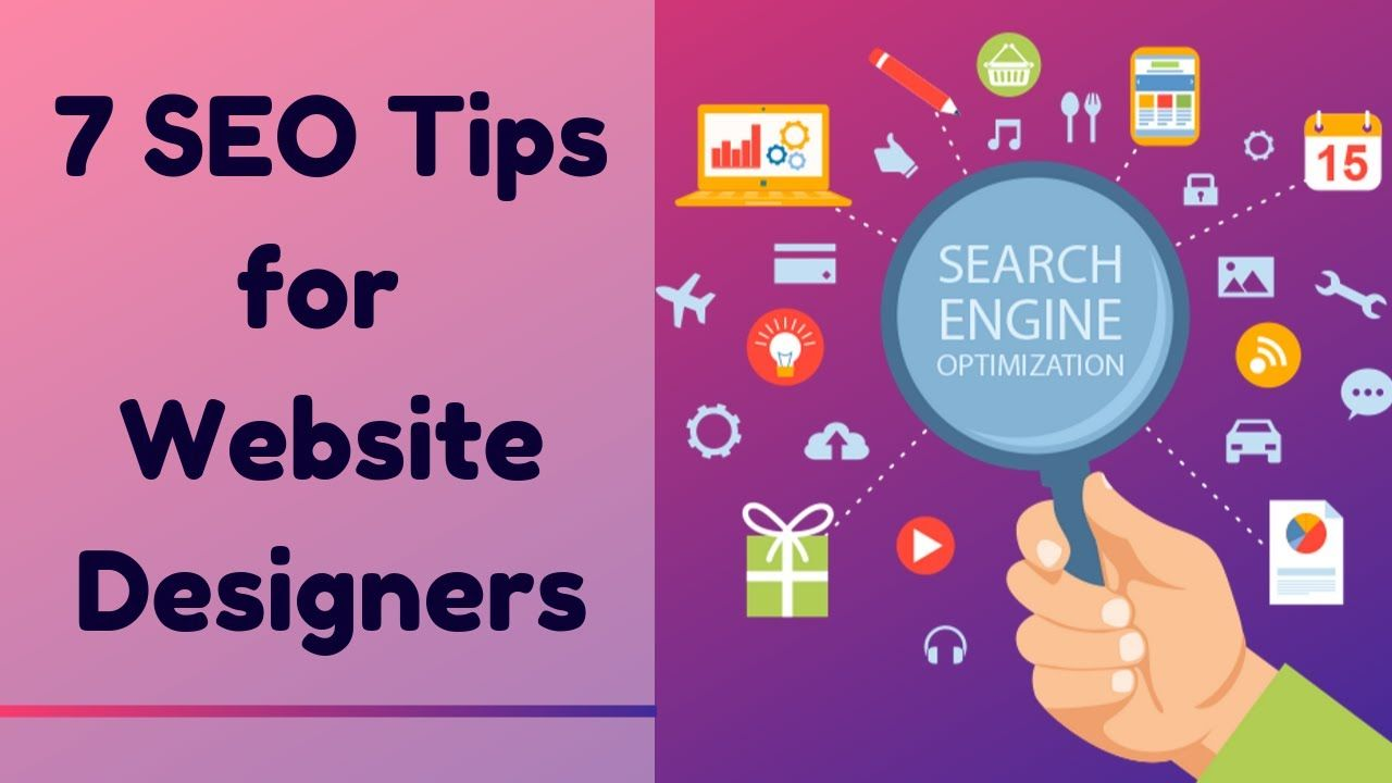 Don T Miss These 7 Seo Tips For Website Design Make Your Website Seo Friendly For Better Ranking On Search Engine Websit Website Design Seo Tips Seo Website