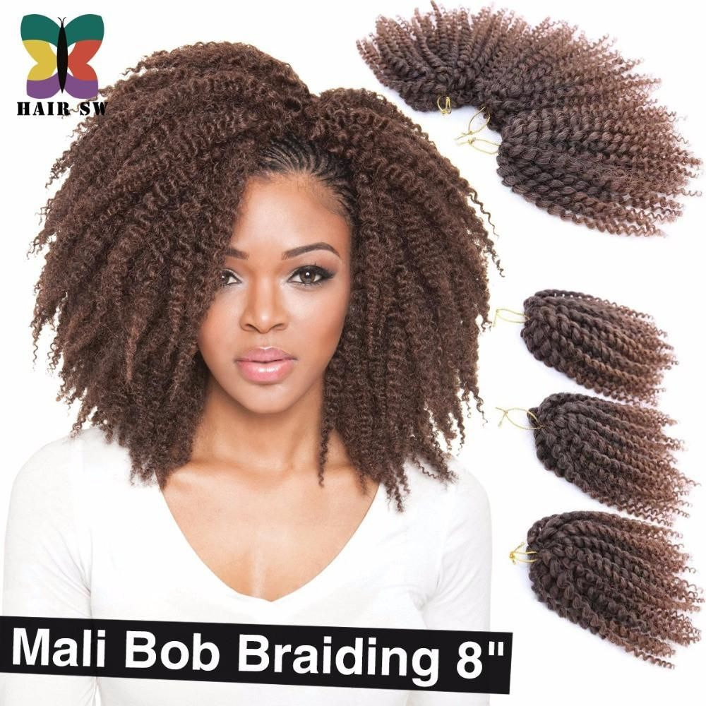 Material Synthetic Hair Item Type Hair Extension Model Number Twist Afro Braid Items Per Pa Braids For Short Hair Short Hair Styles Braid In Hair Extensions