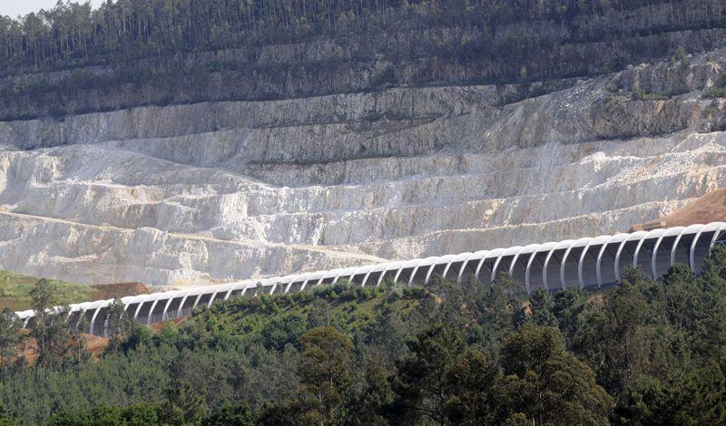 Túnel de Caldelás (LAV Galicia)