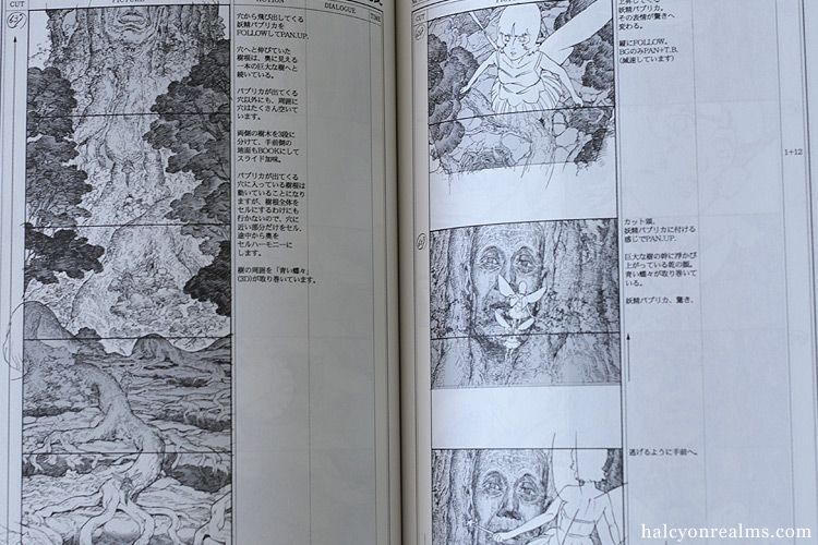 Paprika u2013 Kon Satoshi Storyboard Book Review Japanese\/Anime Art - anime storyboard