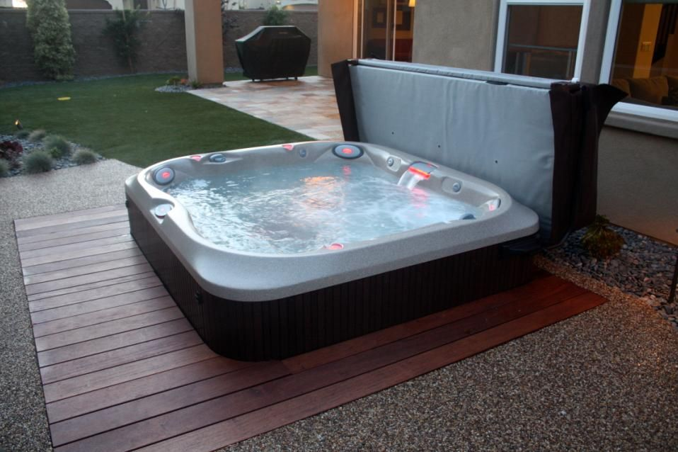 Jacuzzi UK outdoor garden hot tub | Jacuzzi, Hot tubs and Outdoor ...