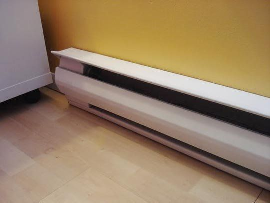 Working Around Baseboard Heaters Good Questions Apartment Therapy