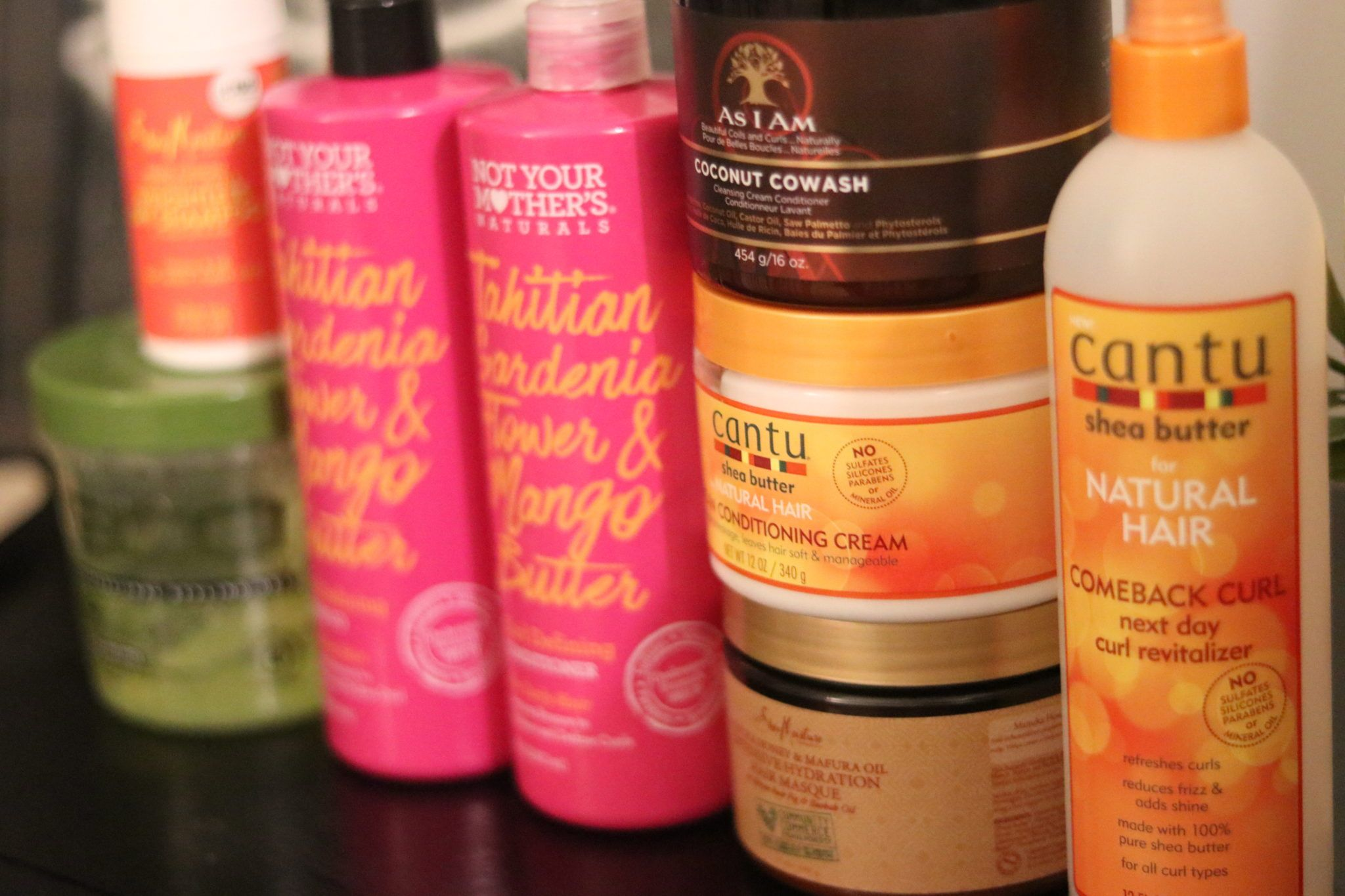 My Favorite Affordable Curly Girl Method Hair Products With