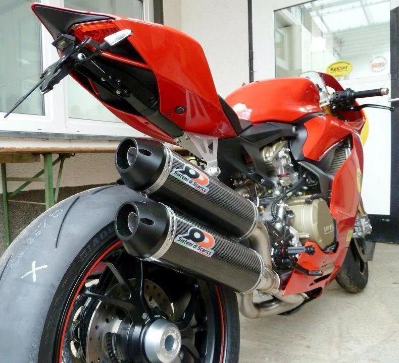 Pot échappement moto QD Exhaust France pour DUCATI - Qdexhaust