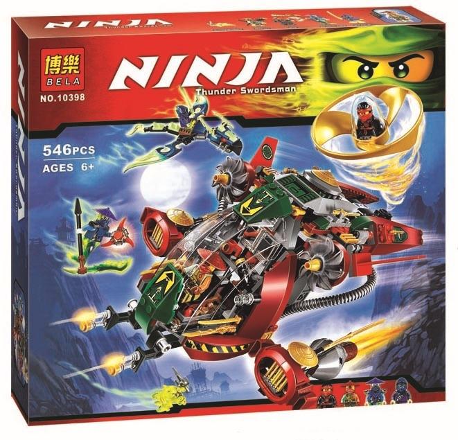 Lego Ronin Ninja figurine de Ninjago set 70735 Ronin R.E.X NOUVEAU!