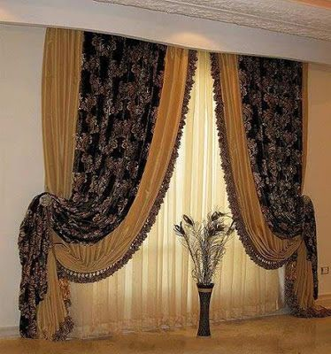 the best types of curtains and curtain design styles 2019 luxury rh pinterest com  curtains design ideas