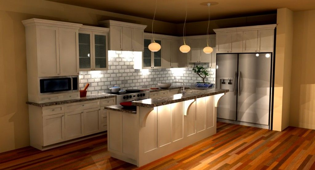 Lowes Kitchen Design Contemporary Kitchen With Wooden White