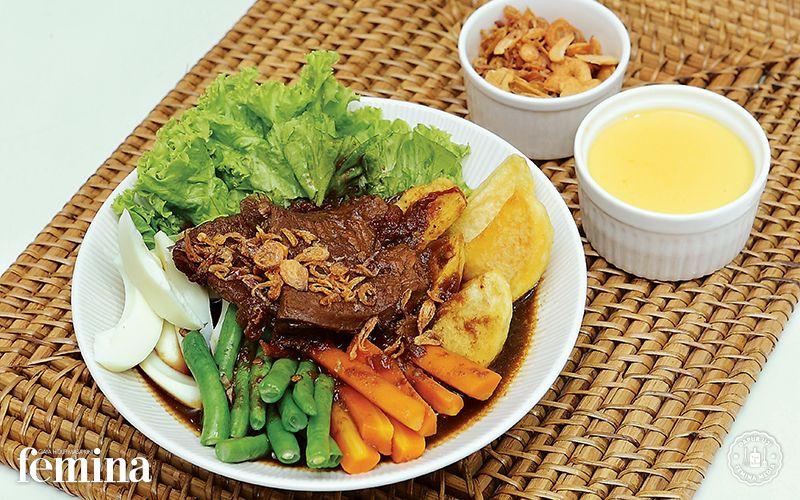 Step By Step Resep Selat Solo Resep Makanan Masakan Resep Masakan