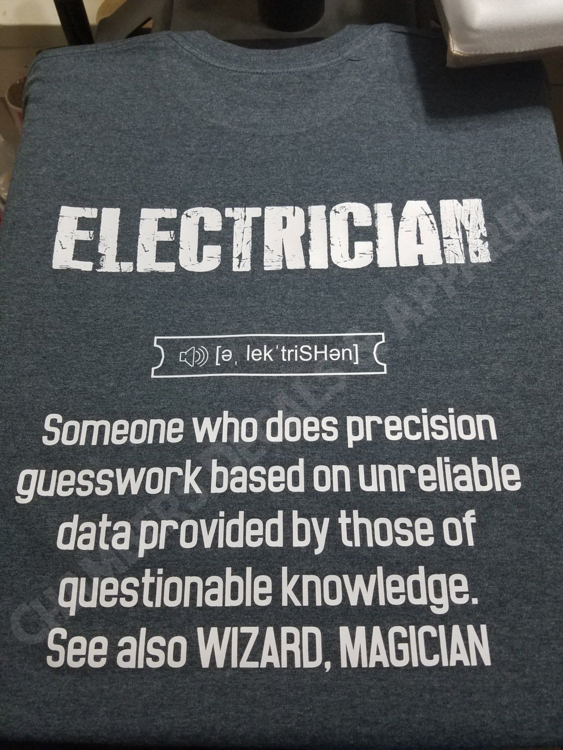 Electrician Quotes Mesmerizing Would Make A Great Christmas Gift For An Electrician With A Sense Of . Inspiration Design