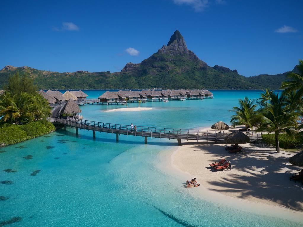 Resort Intercontinental Bora Bora Thalasso French Polynesia