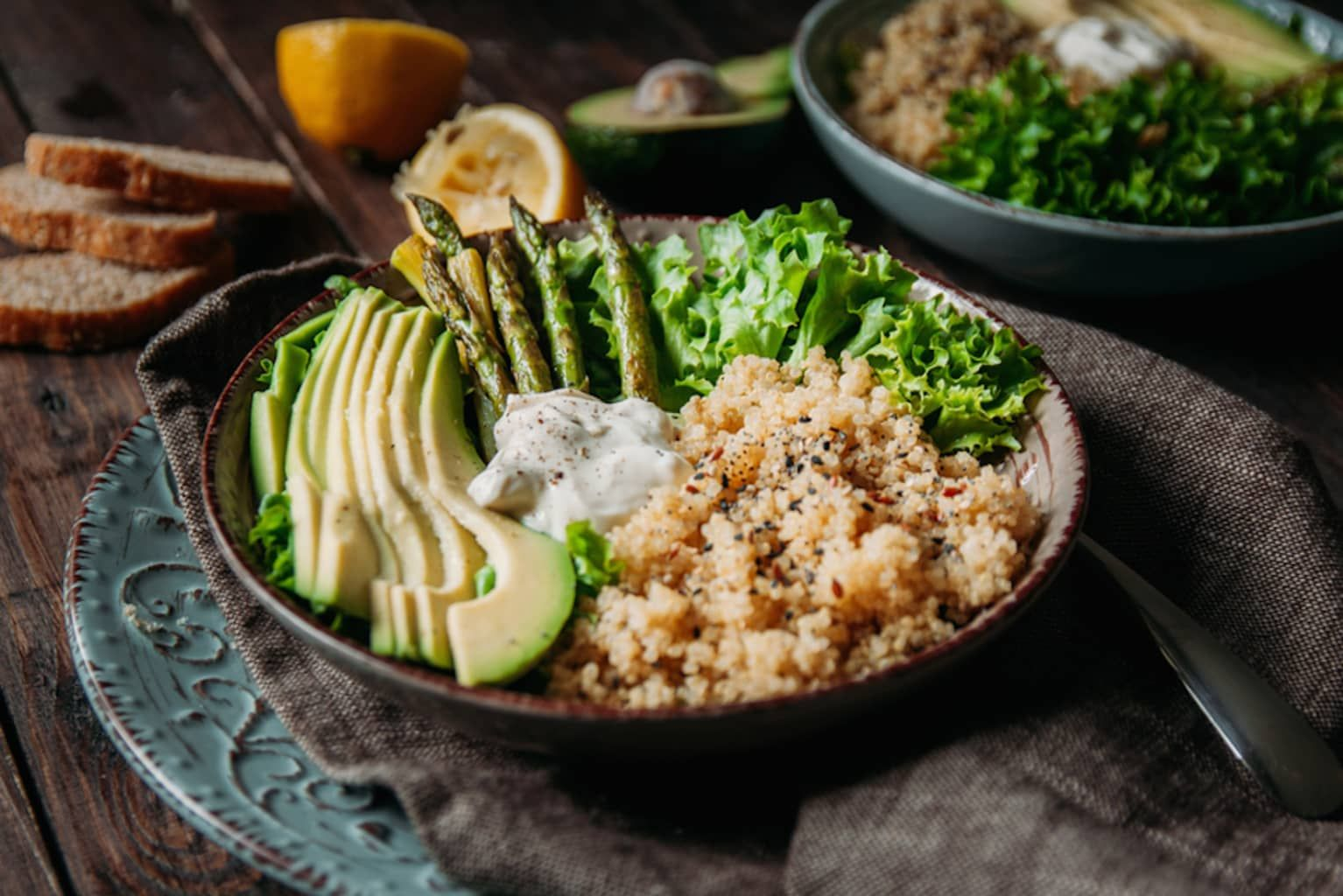 8 Healthy Food Trends You Need To Try A Nutritionist