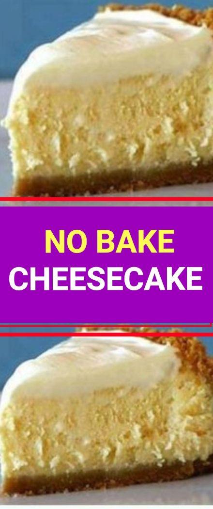 5 Minute 4 Ingredient No Bake Cheesecake Ingredients 1 Can Of Sweetened Condensed Milk Sweetened Condensed Milk Recipes Desserts Easy Cheesecake Recipes