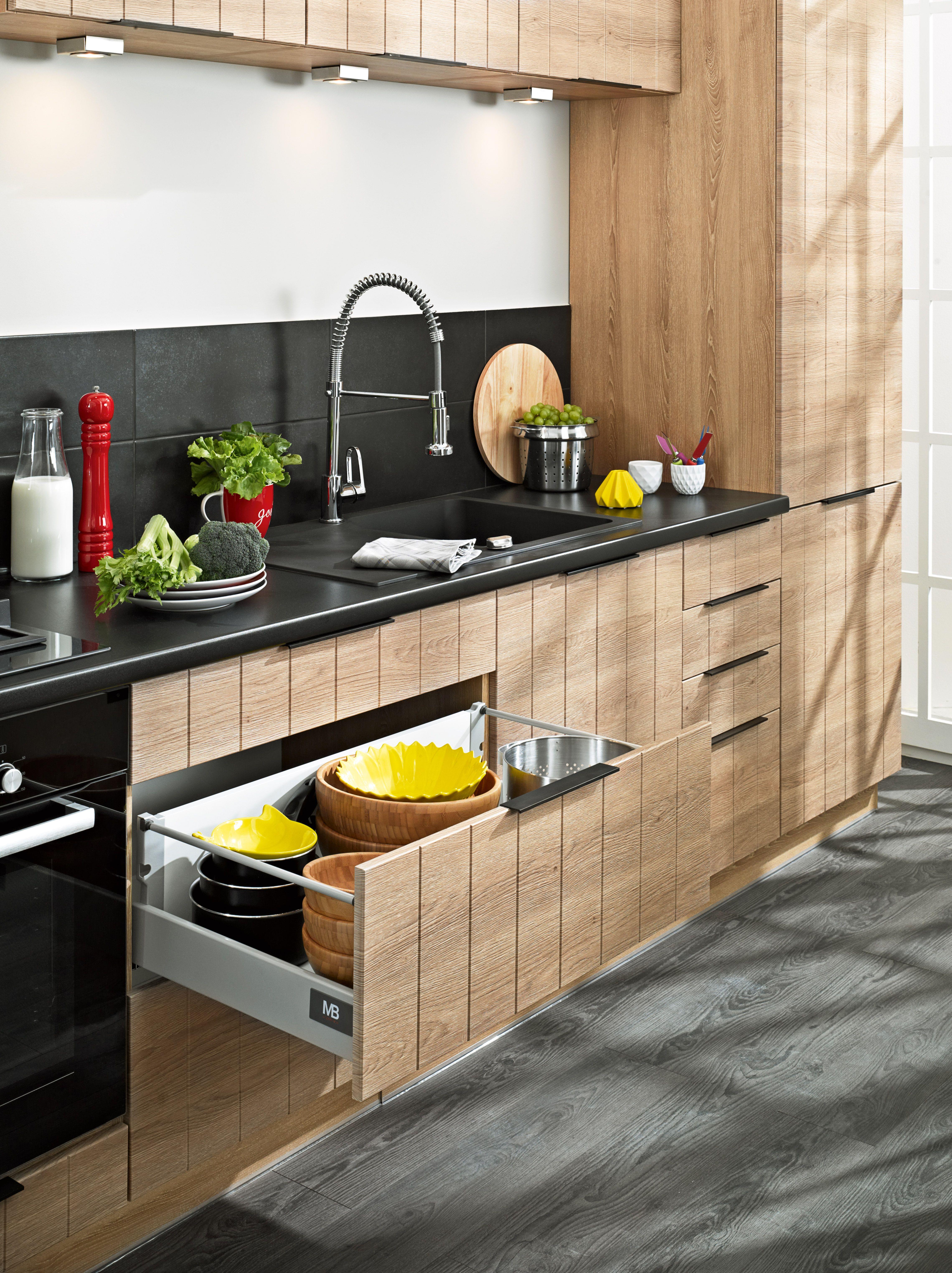 Loft Kuchnie I Elementy Dostępne W Castoramie Kuchnie