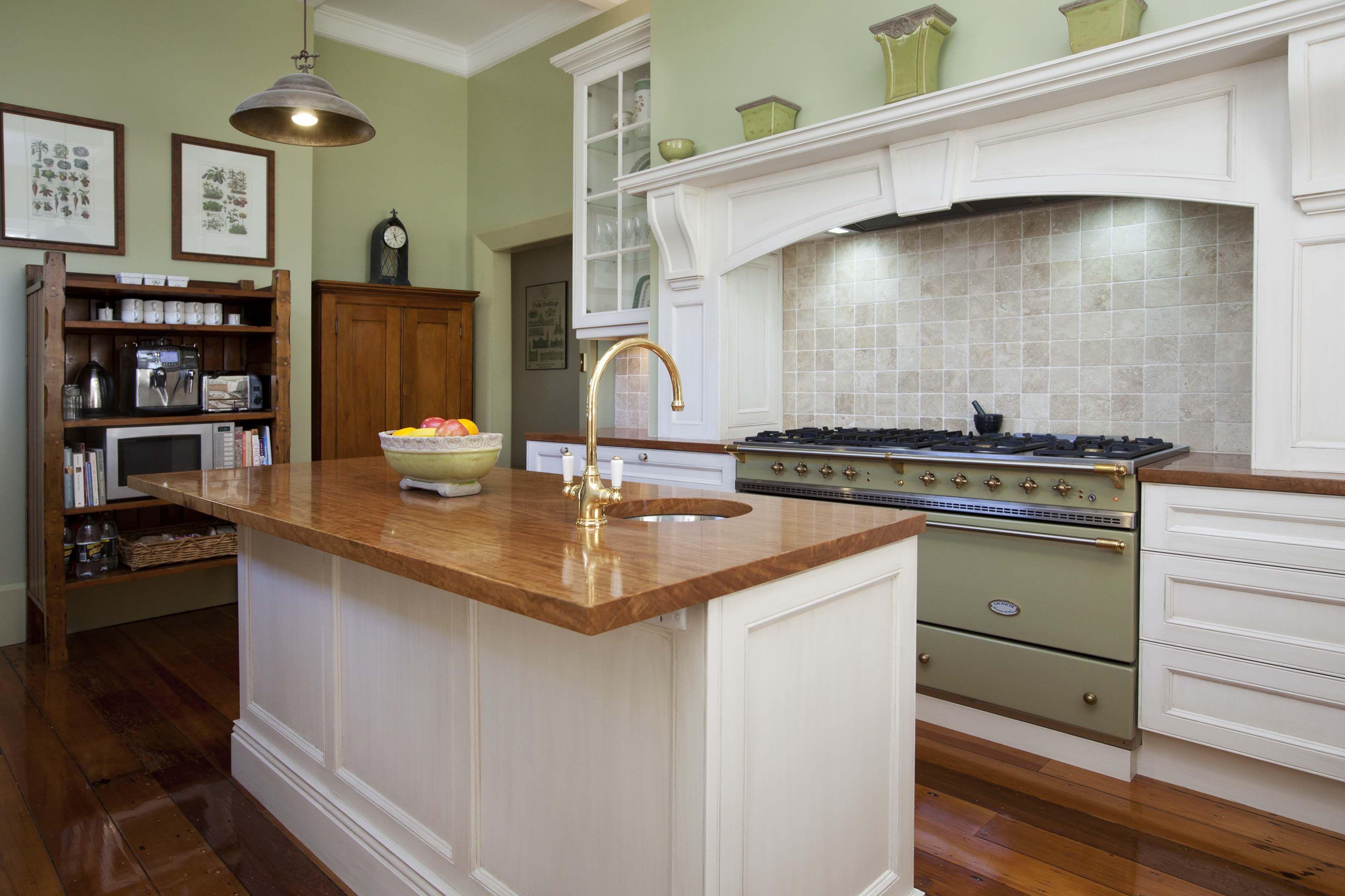 South Yarra Provincial kitchen Kitchen places, Kitchen