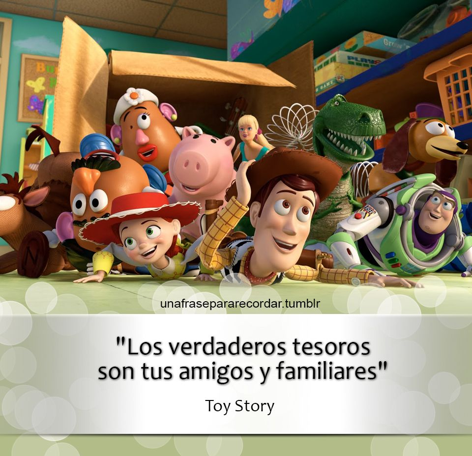 Frases Toy Story