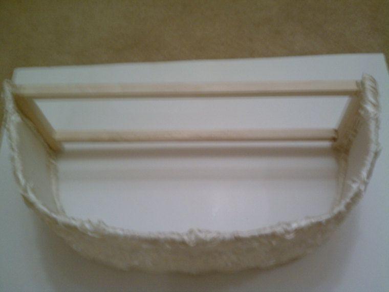 "CATALINA 7 x21/"" White Linen Fabric  Hollywood Make-up Light Refresh 3 bulb  Kit"