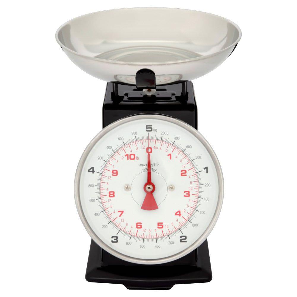 Scales Black 5kg | Baking utensils, Utensils and Stainless steel