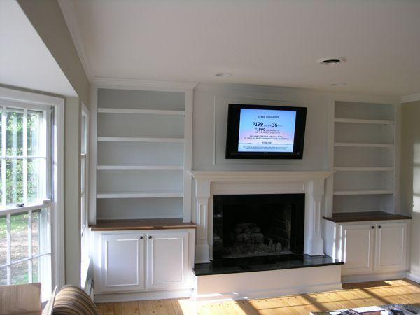 25 Best Ideas About Bookshelves Around Fireplace On Pinterest Fireplace Built Ins Built In Around Fireplace Bookshelves Around Fireplace