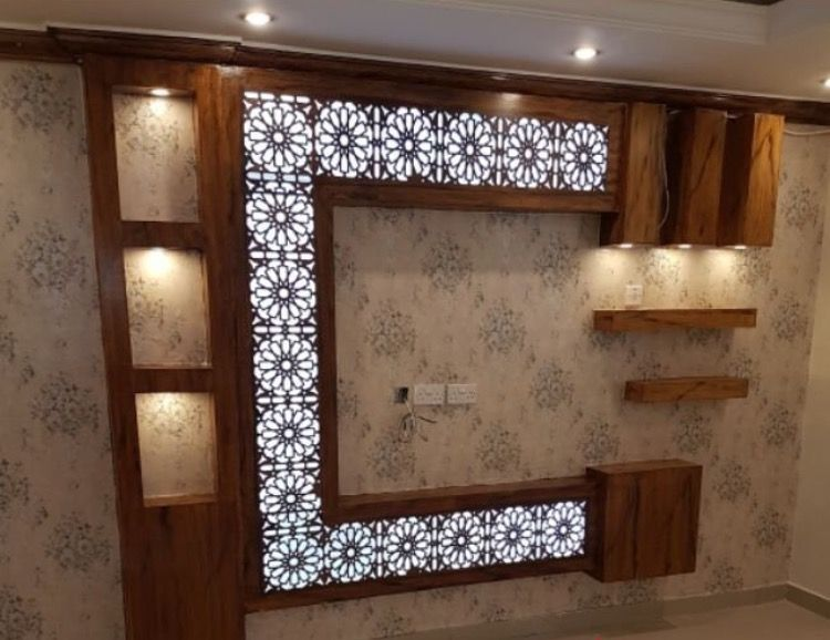 Pin By Jdeyab On Home Improvements Furniture And Appliances Wall Tv Unit Design Modern Tv Wall Units Lcd Wall Design