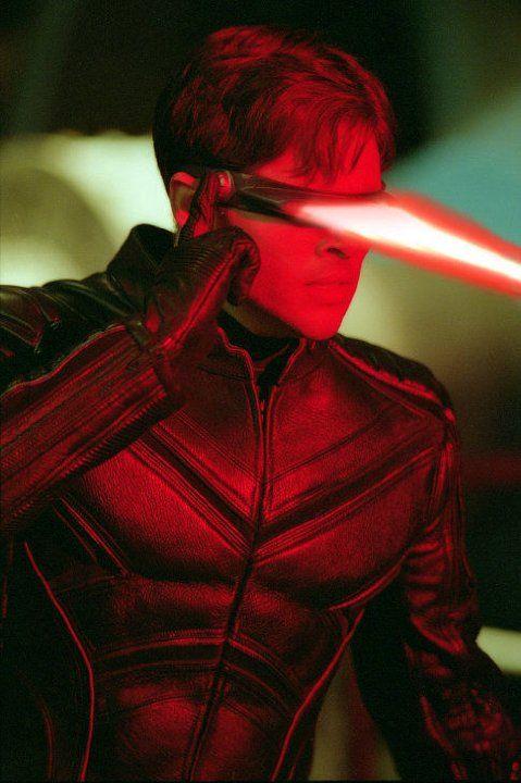 X Men 2 2003 X Men Cyclops X Men Cyclops