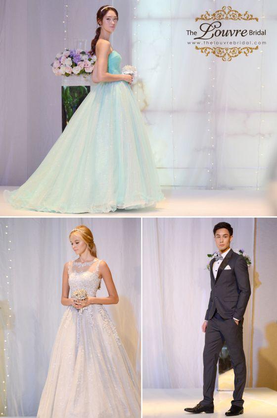 2nd Korean Designer Gown Collection Timeless Elegance Episode 2 Singapore Marriott Tang Plaza Hotel