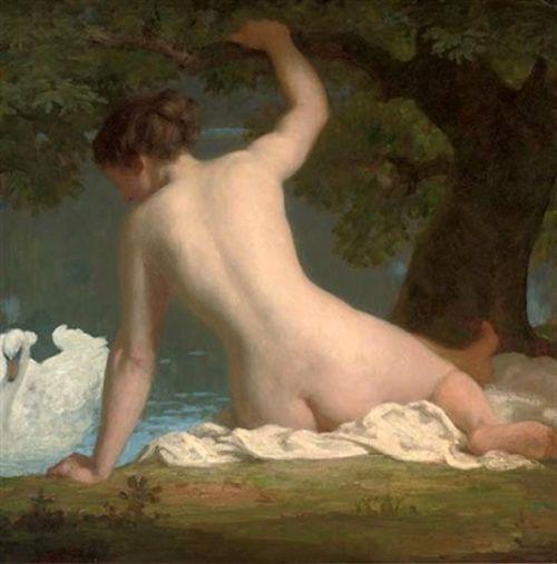 nude in art history