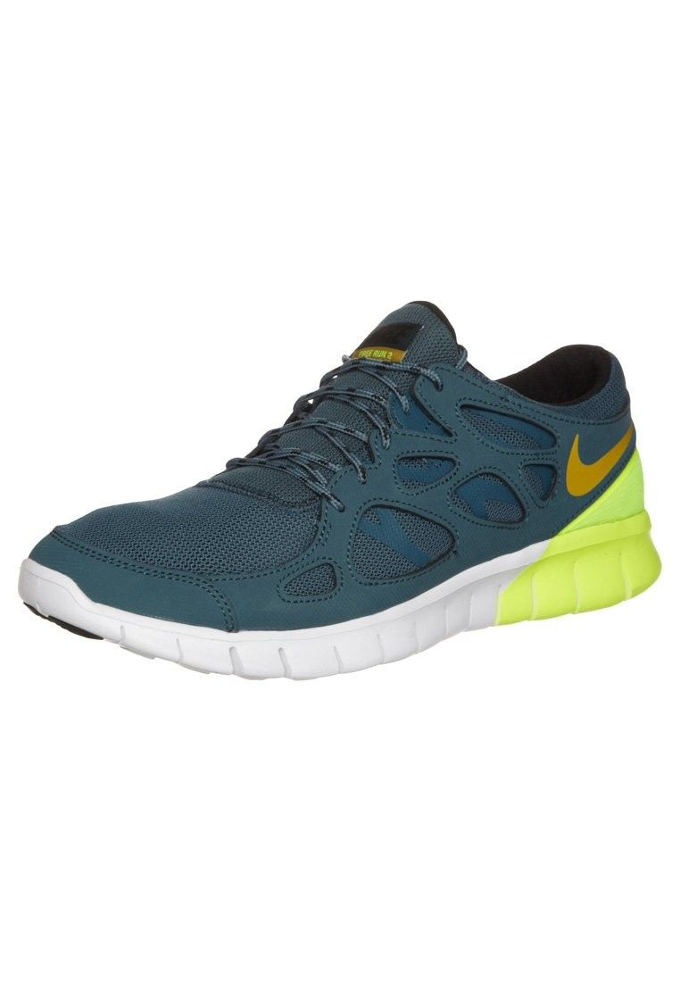 nike free run 2 wit heren