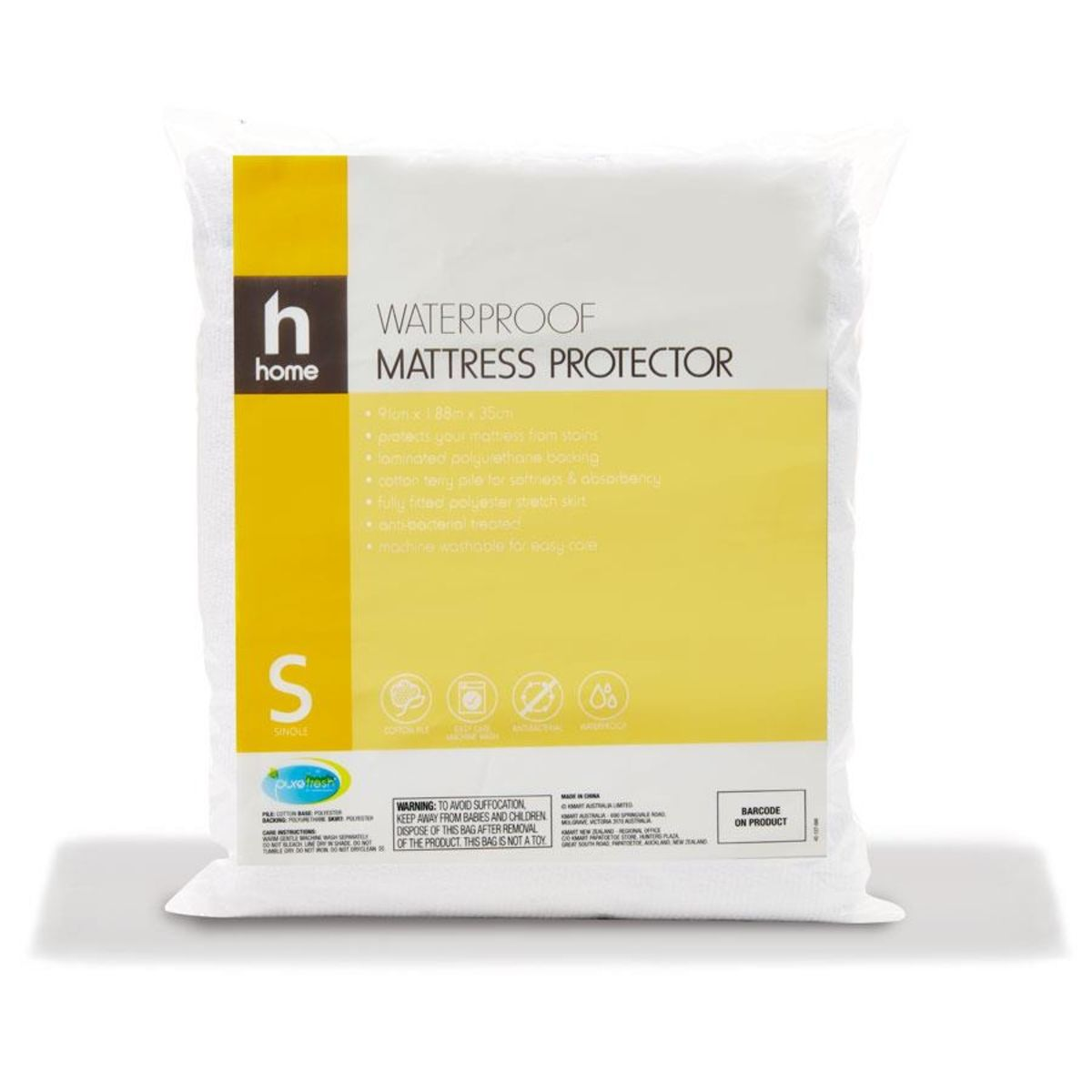 waterproof fitted mattress protector single bed white mattress