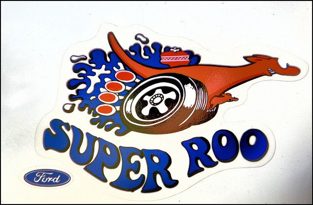 Super Roo Aussie Muscle Cars