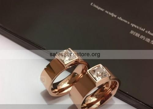 Cartier Pink Gold Ring Jewelry Watches Pinterest